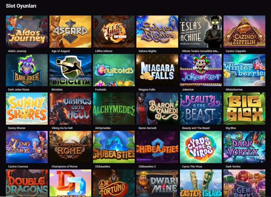 Discount Casino Slot Oyunlari ve Lobiler